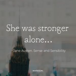 stronger-alone